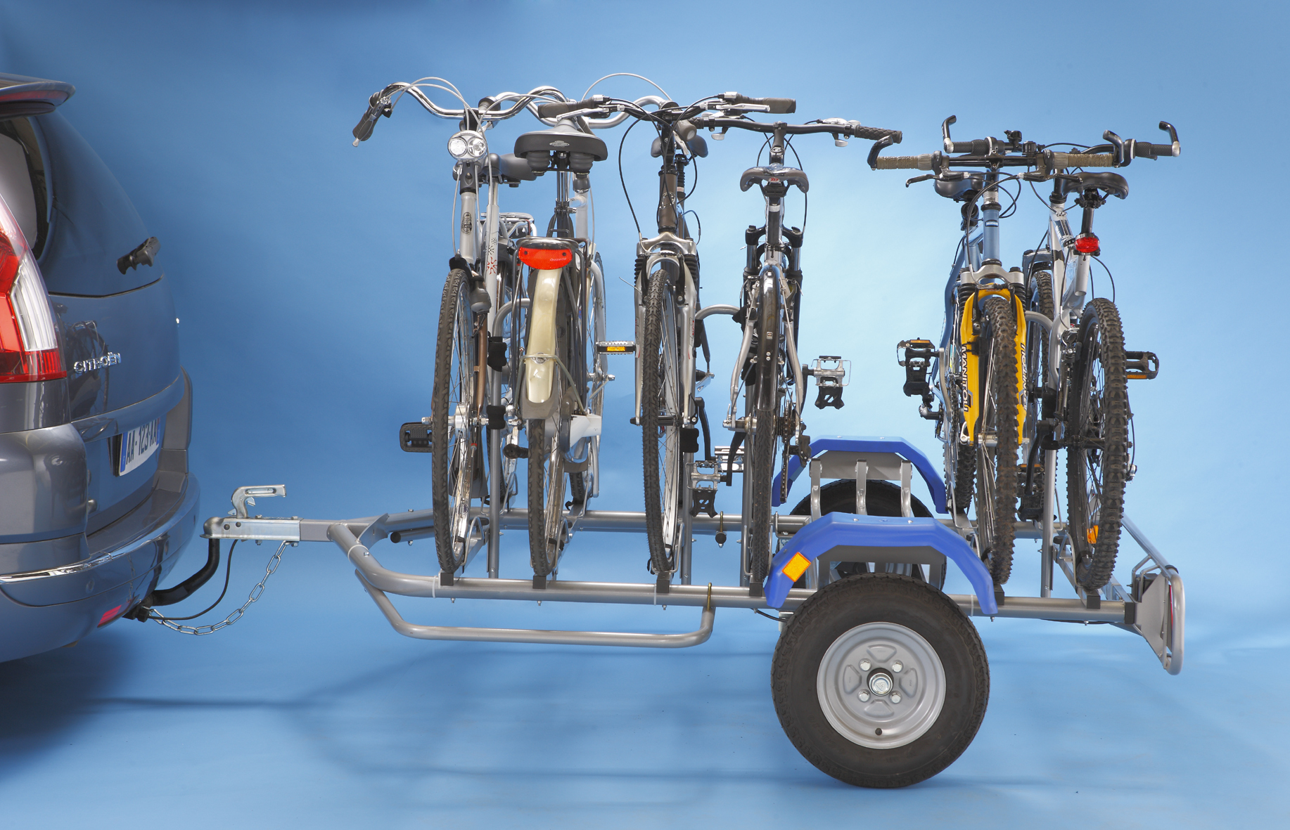 fahrradanh nger titan 6 fahrradtr ger. Black Bedroom Furniture Sets. Home Design Ideas